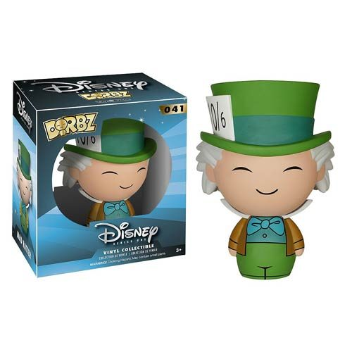 Dorbz 41: Disney - Mad Hatter