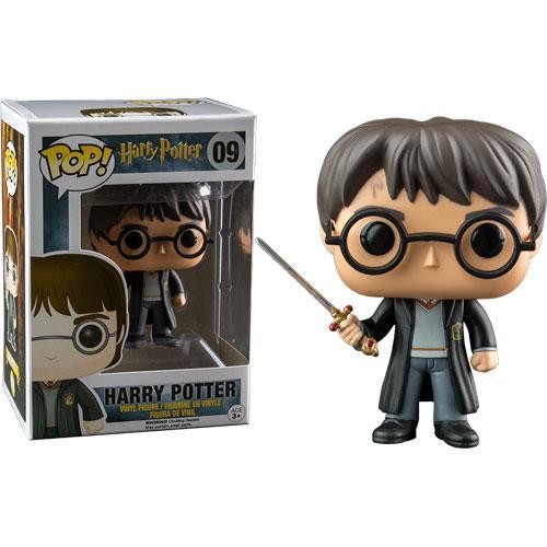 Funko Pop! Harry Potter 09: Harry Potter [with Gryffindor Sword]