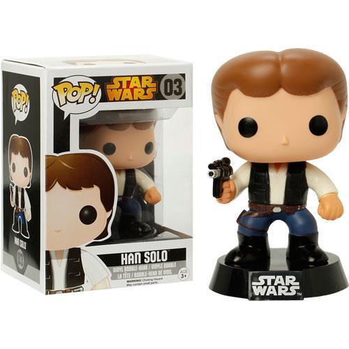 Funko Pop! Star Wars 03: Han Solo