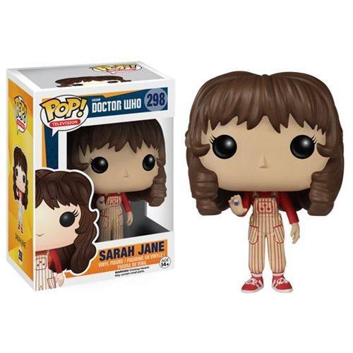 Funko Pop! TV 298: Doctor Who – Sarah Jane