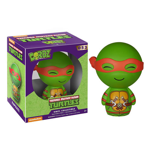 Dorbz 53: Teenage Mutant Ninja - Turtles Raphael [Vinyl Figure]