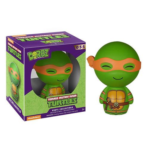 Dorbz 55: Teenage Mutant Ninja Turtles - Michelangelo [Vinyl Figure]