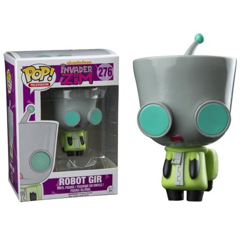 Funko Pop TV 276: Invader Zim - Robot Gir