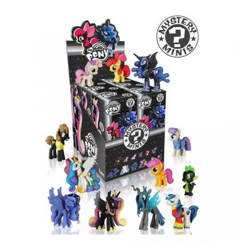 Mini Figures: My Little Pony S3