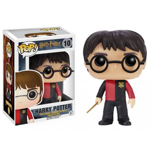 Funko Pop! Movies 10: Harry Potter - Harry Triwizard