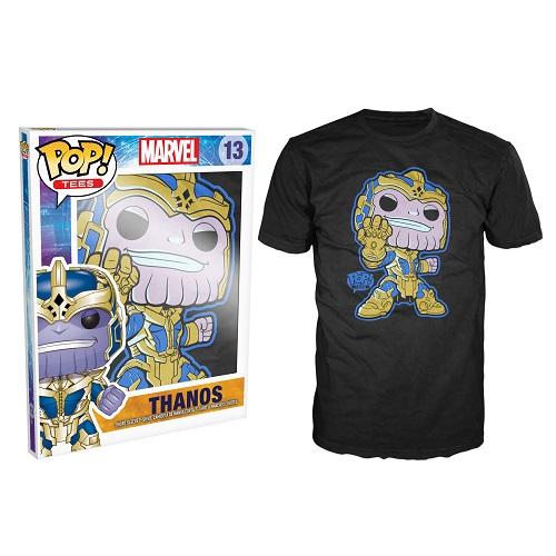Pop Tees 13: Thanos Black (Large)