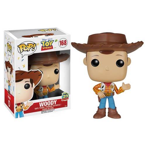 Funko Pop! Disney 168: Toy Story – Woody