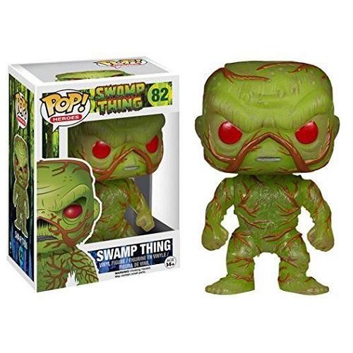 Funko Pop! Heroes 82: Swamp Thing (PX)