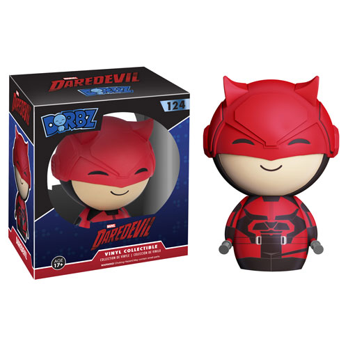 Dorbz 124: Daredevil TV – Daredevil