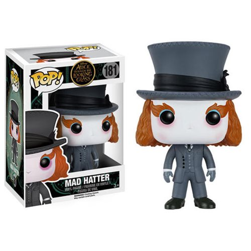 Funko Pop! Disney 181: Alice Through the Looking Glass - Mad Hatter