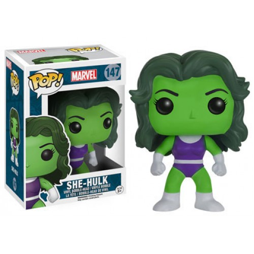 Funko Pop! Marvel 147: She-Hulk