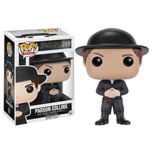 Funko Pop! Movies 269: Pride And Prejudice And Zombies - Parson Collins