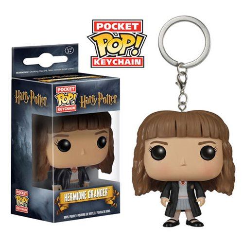 Pocket Pop! Key Chain: Harry Potter - Hermione Granger