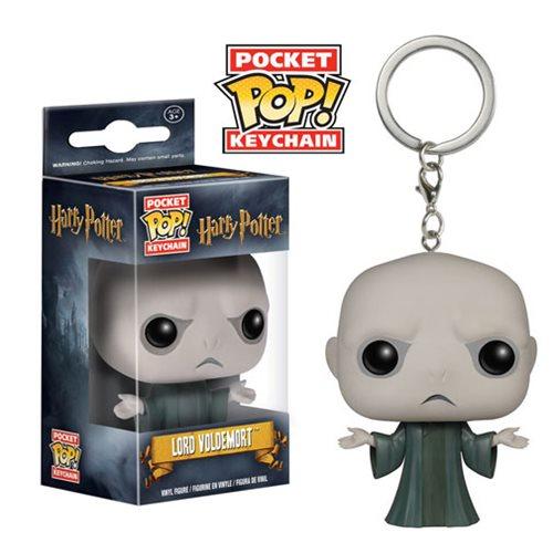 Pocket Pop! Key Chain: Harry Potter - Lord Voldemort