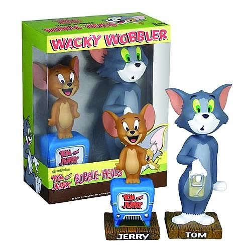 Wacky Wobbler: Tom and Jerry