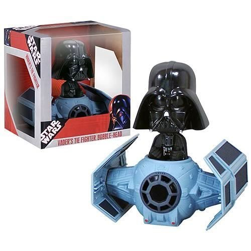 Wacky Wobbler: Star Wars - Darth Vader TIE Fighter