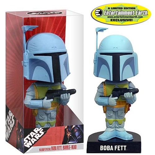Bobblehead: Star Wars - Boba Fett (Holiday Edition)
