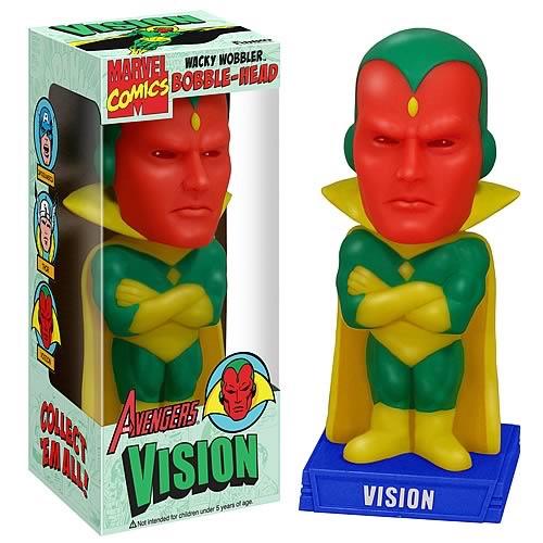 Wacky Wobbler Marvel: Avengers – Vision