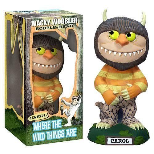 Wacky Wobbler: Where The Wild Things Are – Carol