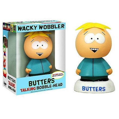 Wacky Wobbler: Butters Talking