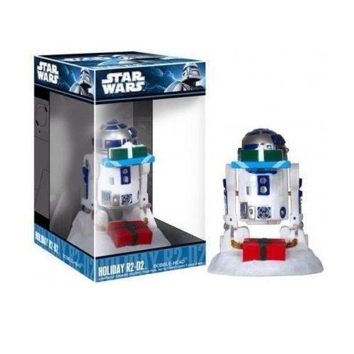 Bobblehead: Star Wars – R2D2 (Mini Holiday)