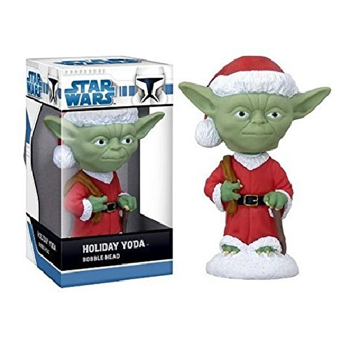 Star Wars: Mini Santa Yoda