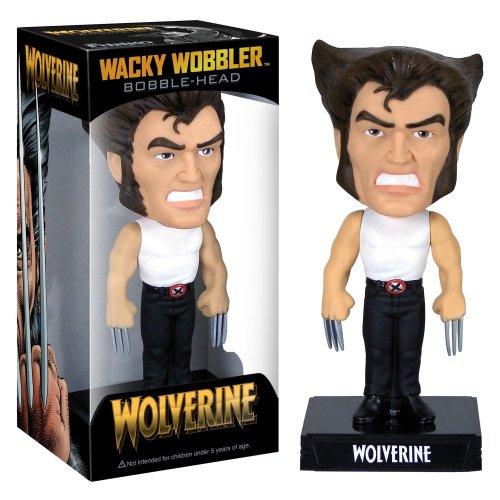 Wacky Wobbler: Marvel - Wolverine Origins