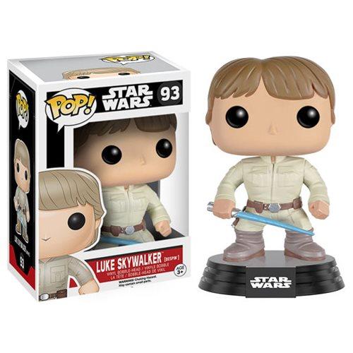 Funko Pop! Star Wars 93: Luke Skywalker Bespin