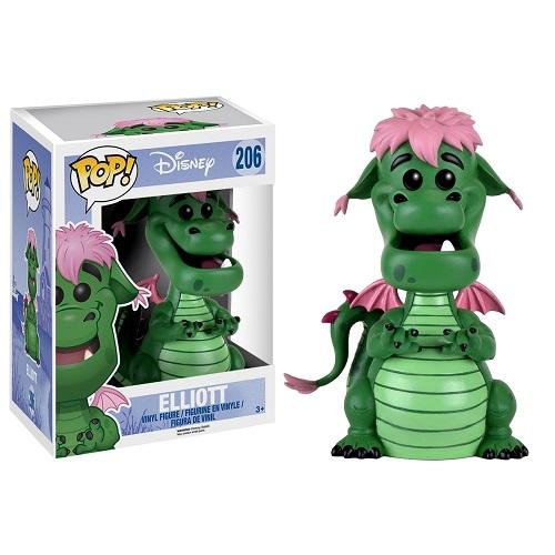 Funko Pop! Disney 206: Pete's Dragon – Elliott