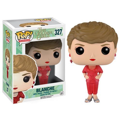 Funko Pop! TV 327: The Golden Girls – Blanche