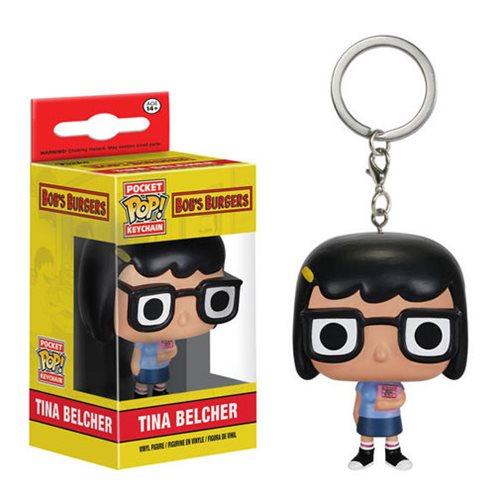Pocket Pop! Key Chain: Bob's Burgers - Tina