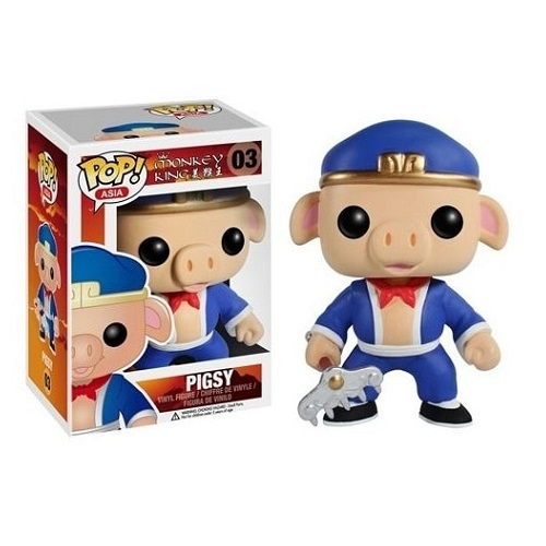 Funko Pop! Asia 03: Monkey King – Pigsy