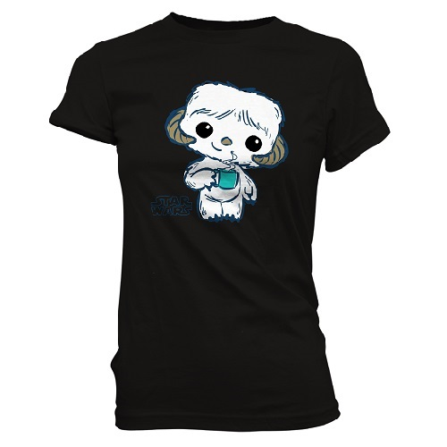 SuperCute Tees: Star Wars - Wampa Drink (Small)