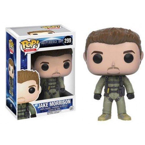 Funko Pop! Movies 299: Independence Day - Jake Morrison