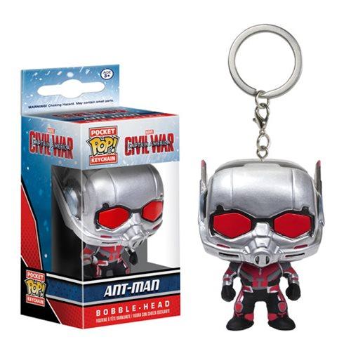 Pocket Pop! Key Chain: Captain America 3 Civil War – Ant Man
