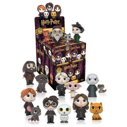 Mystery Mini: Harry Potter