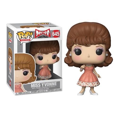 Funko Pop! Television 645: Pee-wee Herman - Miss Yvonne