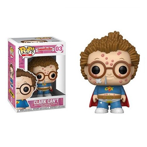 Funko Pop! Vinyl 03: Garbage Pail Kids - Clark Can't