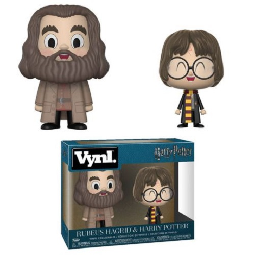 Funko Pop! Vynl: Harry Potter - Hagrid and Harry 2 Pack