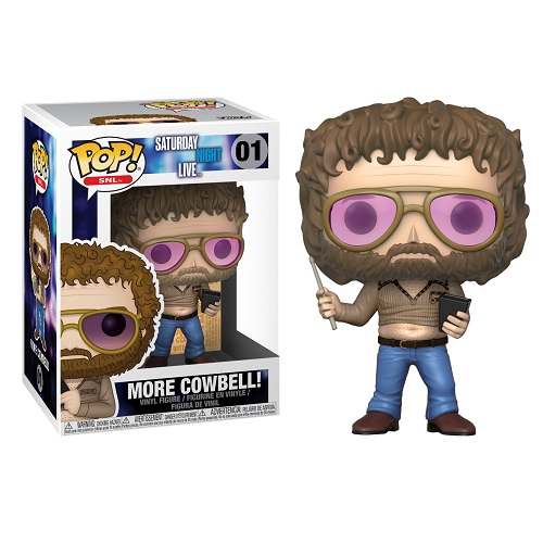 "Funko Pop! TV 01: Saturday Night Live - Gene Frenkle ""More Cowbell"""