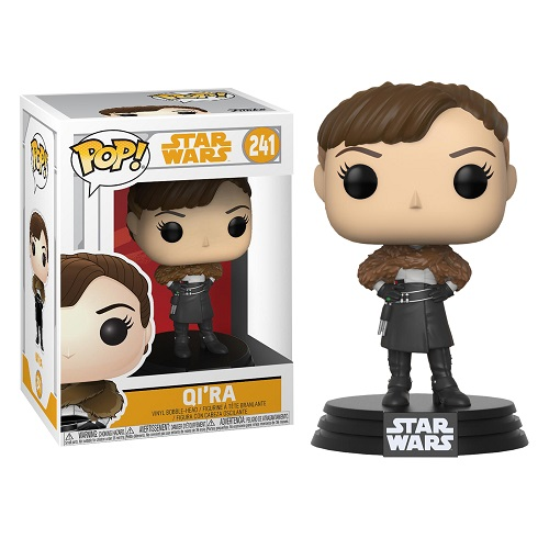 Funko Pop! Star Wars 241: Solo - Qi'ra