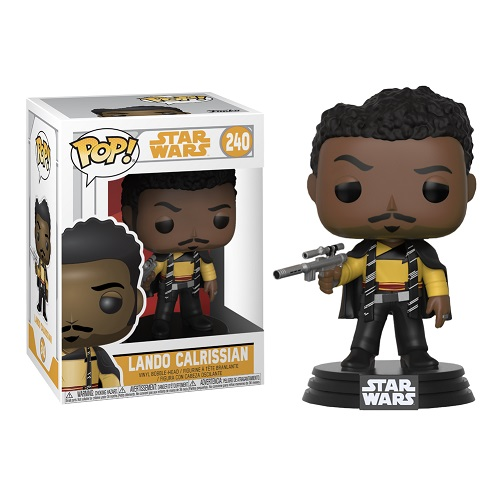 Funko Pop! Star Wars 240: Solo - Lando Calrissian