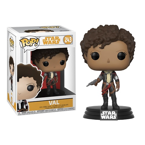 Funko Pop! Star Wars 243: Solo - Val