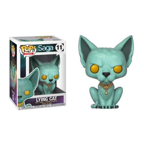 Funko Pop! Comics 11: Saga S1 - Lying Cat