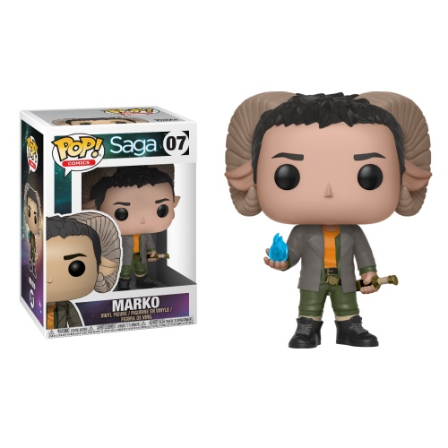 Funko Pop! Comics 07: Saga S1 - Marko with Sword