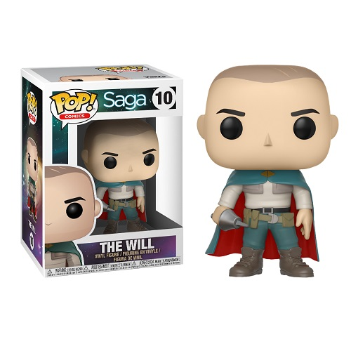 Funko Pop! Comics 10: Saga S1 - The Will