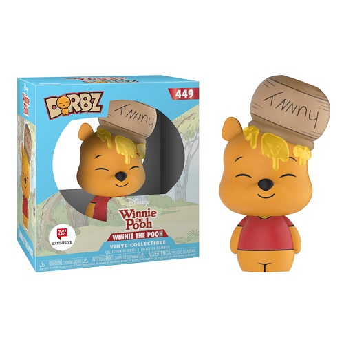 Dorbz Disney 449: Winnie the Pooh S1 – Pooh with HunnyBucket (IE)