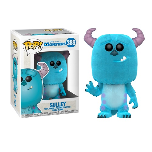 Funko Pop! Disney 385: Monster's Inc. - Sulley (Flocked) (IE)