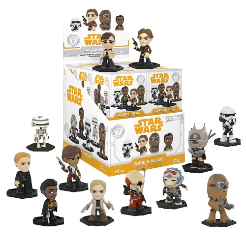 Mystery Mini Star Wars: Solo S1 (12 Pieces)
