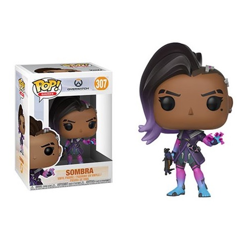 Funko Pop! Games 307: Overwatch S3 - Sombra